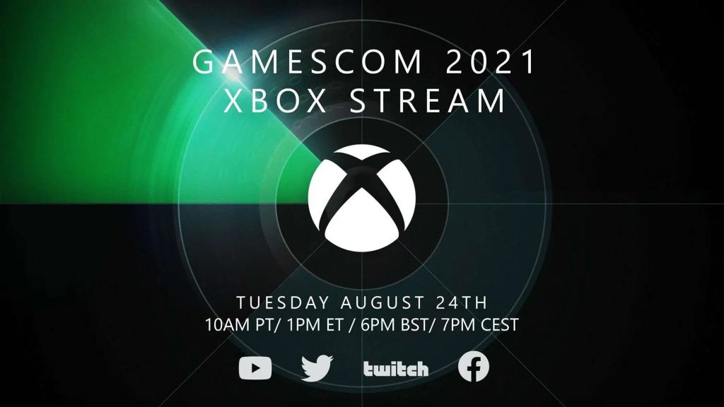microsoft en la Gamescom 2021