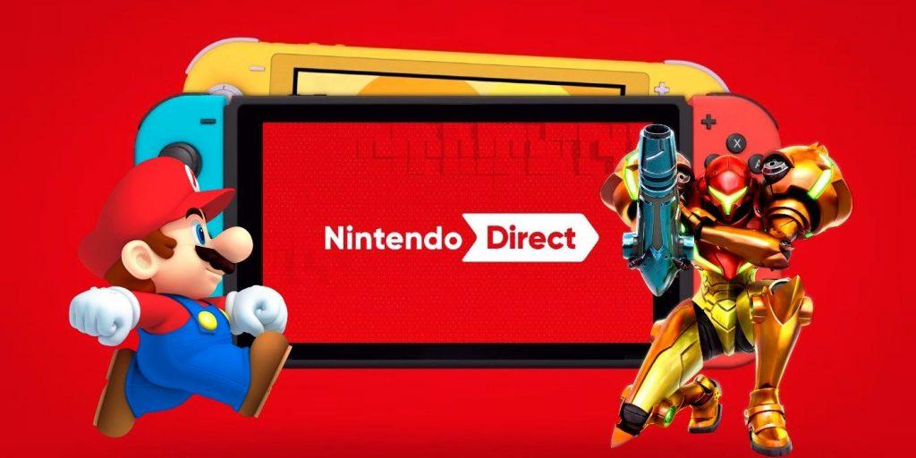 Nintendo DIrect 23.09.21