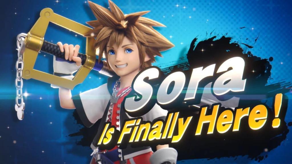 Sora como personaje